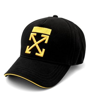 Enos Baseball Cap  X - Black