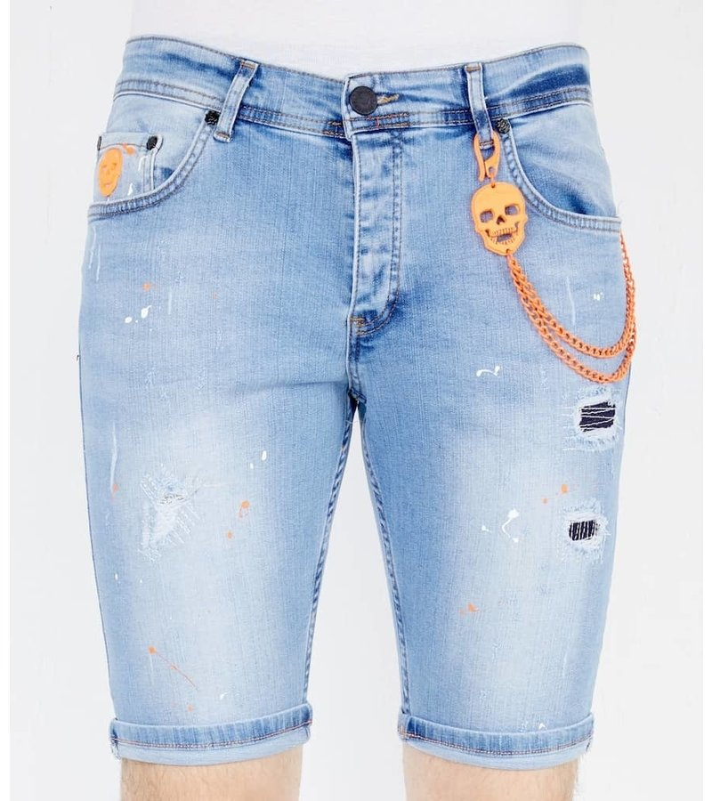 Local Fanatic Mens Shorts 2021 - 1048 - Blue