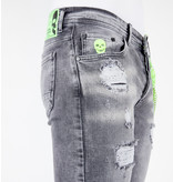 Local Fanatic Mens Shorts - 1047 - Grey