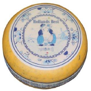 Kaas met mosterd van 'Hollands best'