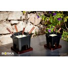 Boska Tapas Fondue zwart