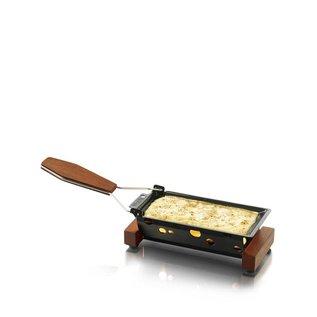 Boska Raclette partyset (kaarsjes). Met 1 of 8 pannetjes