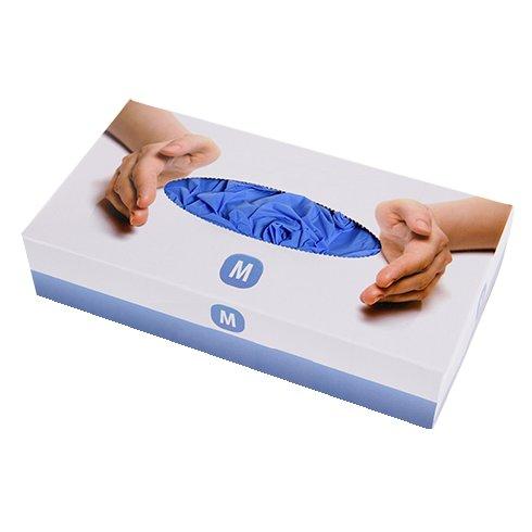 Comforties Basic handschoenen blauw