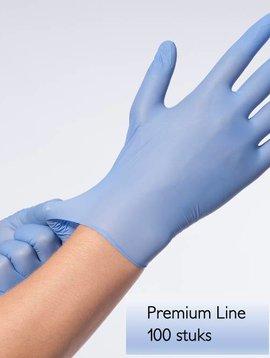 Comforties 10*100 PREMIUM Handschoenen Blauw