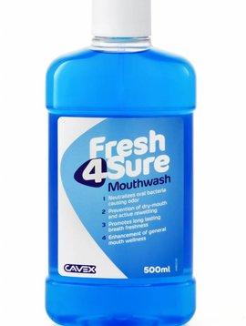 Cavex Cavex Fresh4Sure Mouthwash