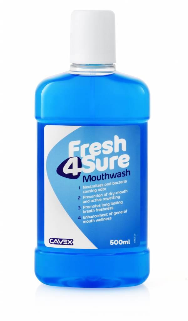 Cavex Fresh4Sure Mouthwash