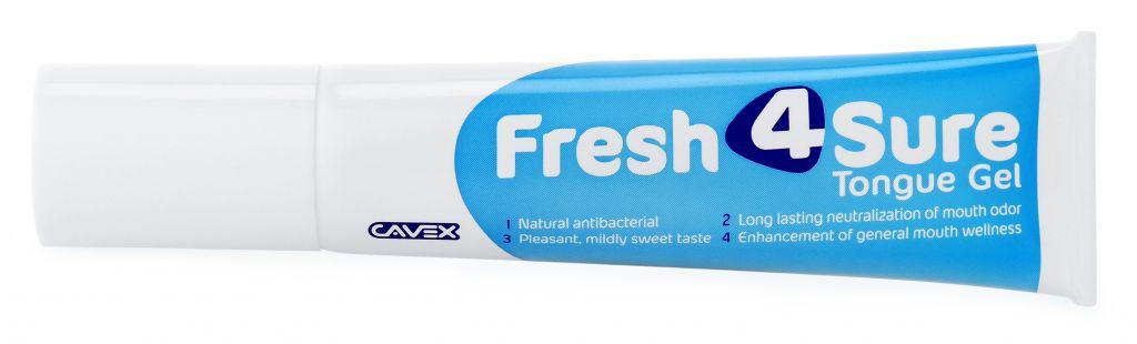 Cavex Fresh4Sure Tongue Gel