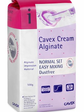 Cavex Cavex  Cream Alginate Navulling