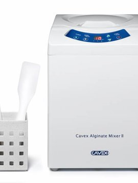 Cavex Alginate Mixer II, inclusief 10 x 500 g Cavex Cream Alginate