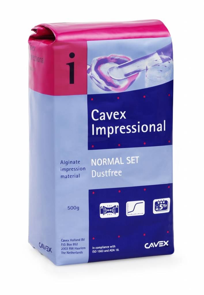 Cavex Impressional Normal Set navulling