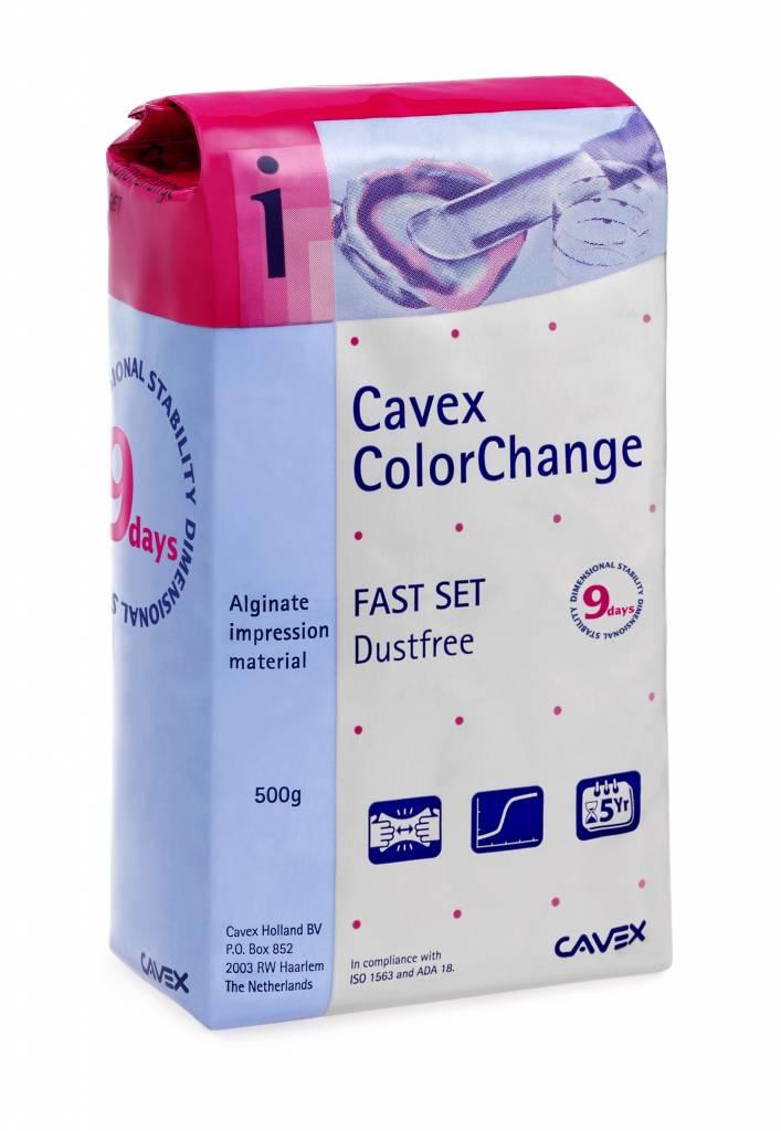 Cavex ColorChange navulling