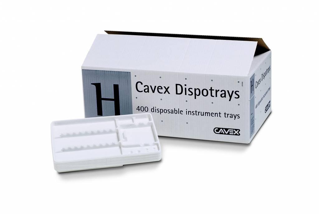 Cavex Dispotrays