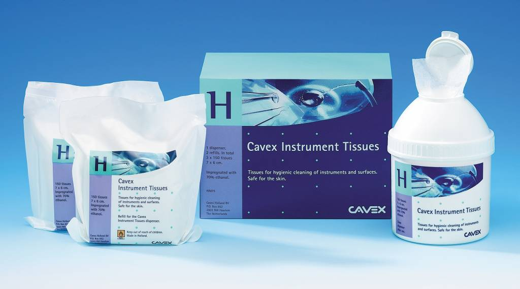 Cavex CleanSwabs Refill Pack