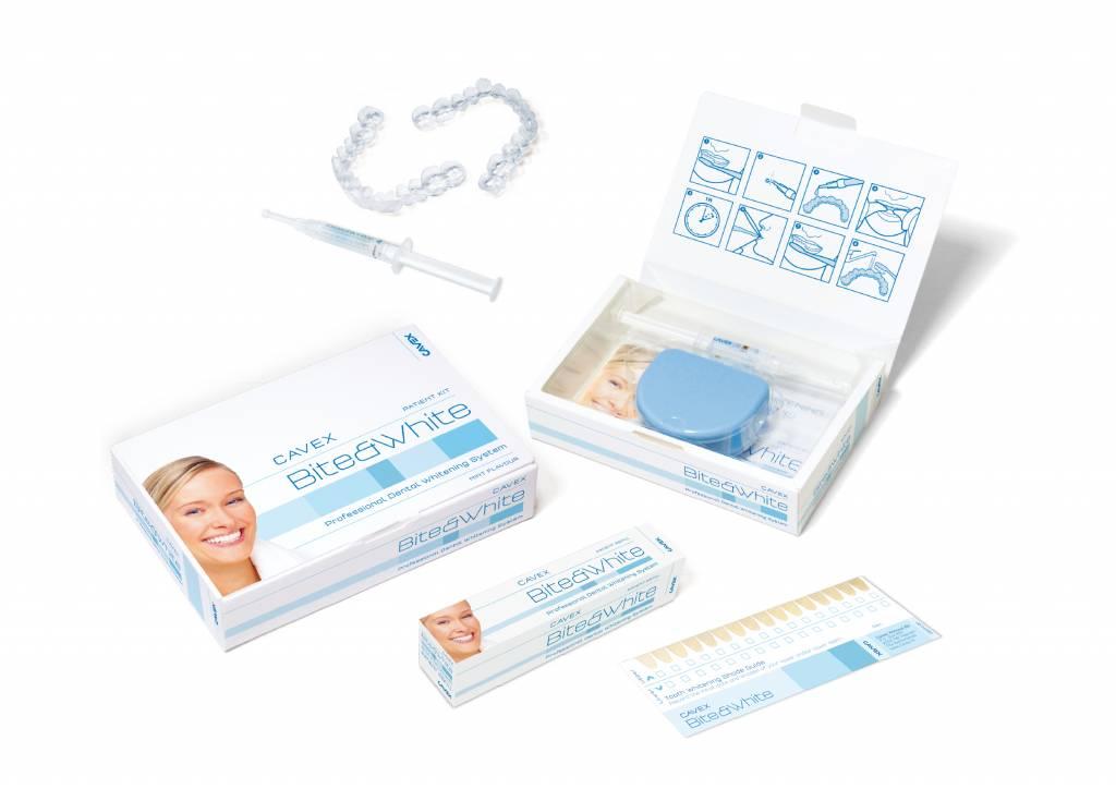 Cavex Bite&White Patient Kit
