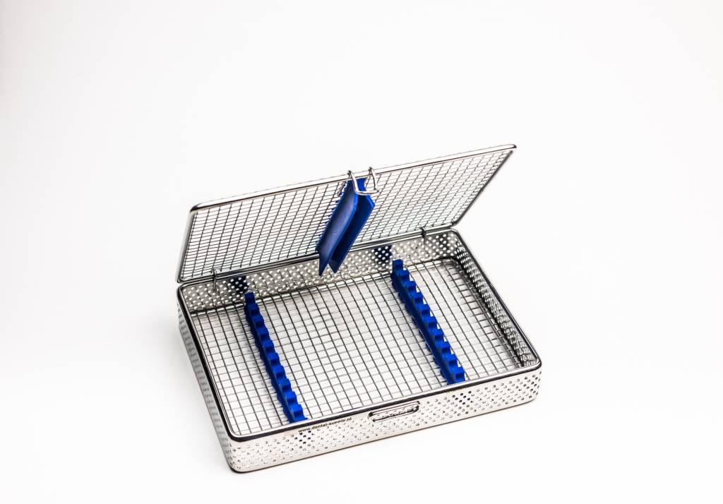 Instrumentencassette wired - 10 instrumenten