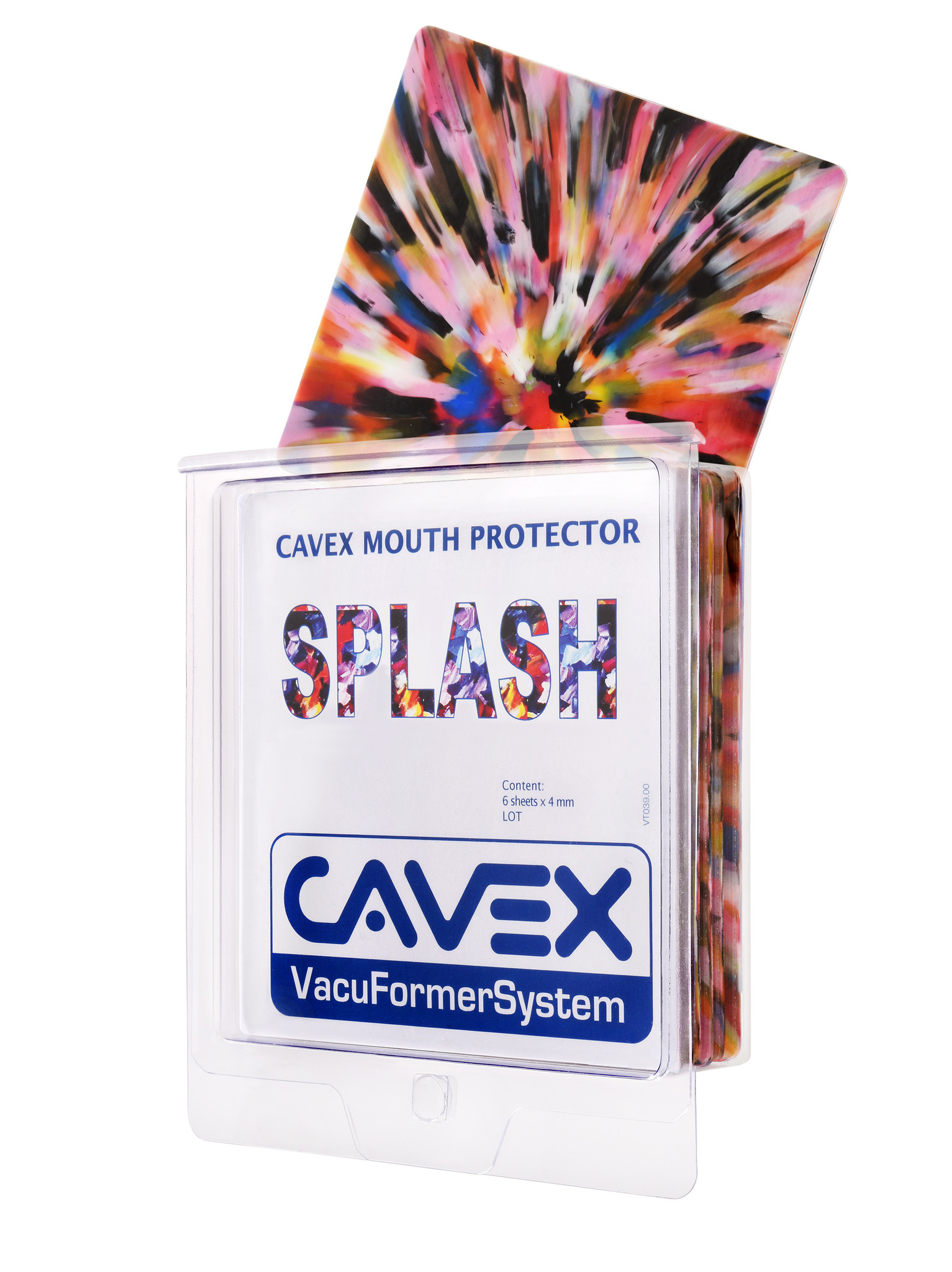 Cavex Mouth Protector Splash