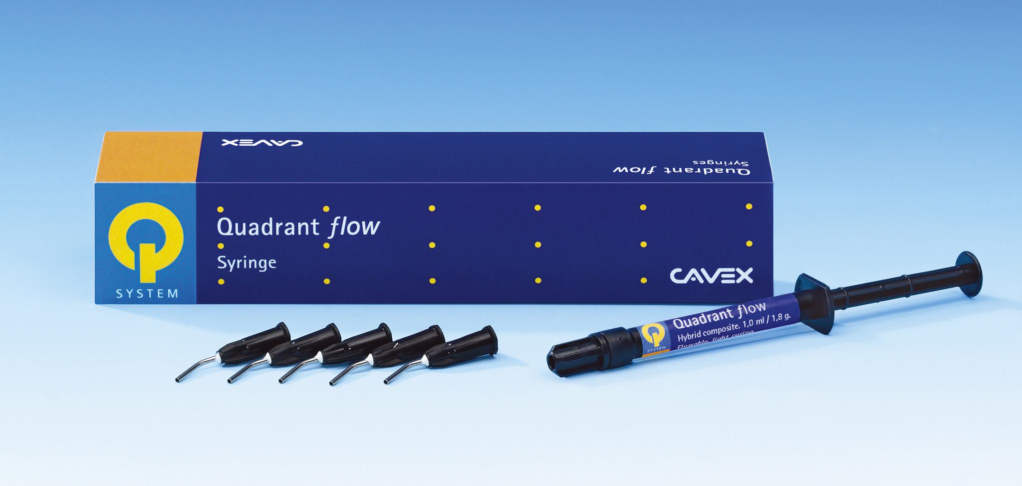 Cavex Quadrant Flow (verschillende varianten)