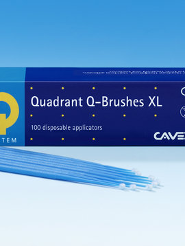 Cavex Cavex Quadrant Q-Brushes XL