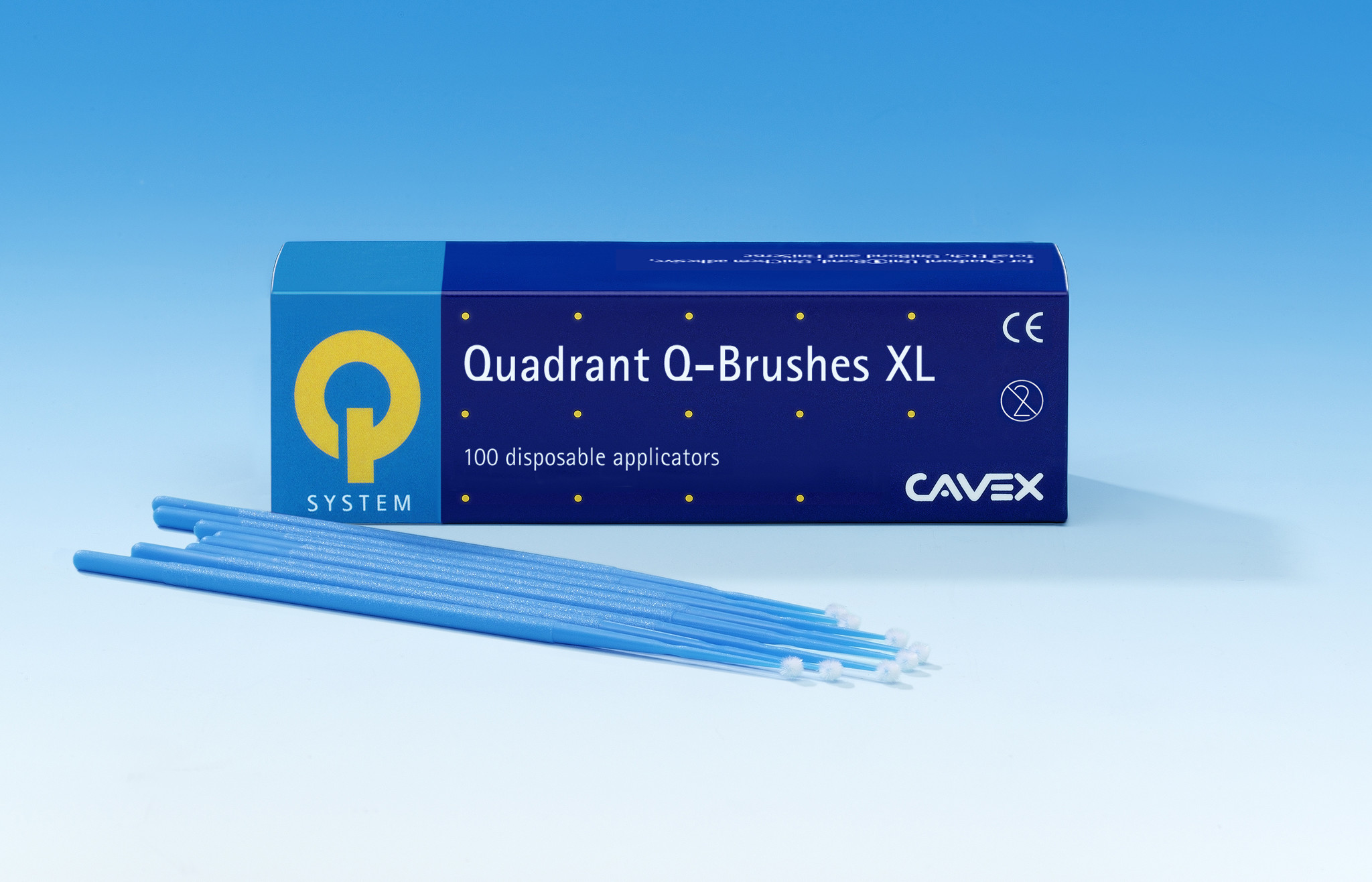 Cavex Quadrant Q-Brushes XL