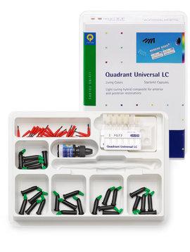 Cavex Cavex Quadrant Universal LC starterskit capsules inclusief Uni-SE-Bond
