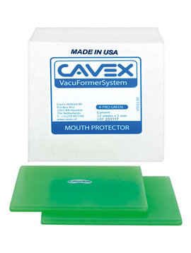 Cavex Cavex Mouth Protector X-pro Green