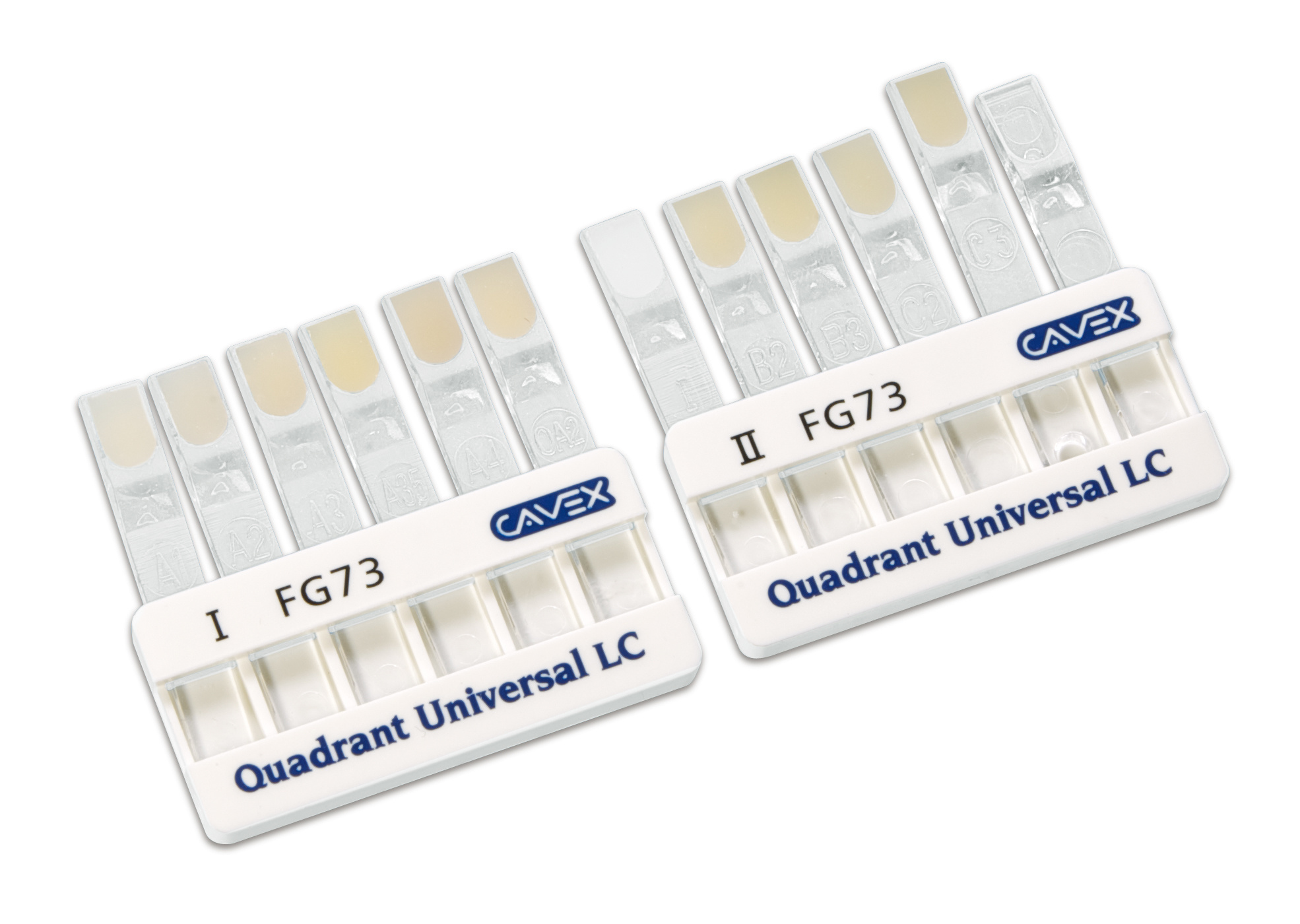 Cavex Kleurenring Quadrant Universal LC 11 kleuren