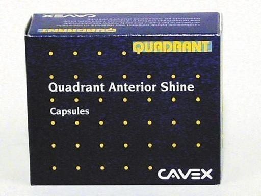 Cavex Quadrant Anterior Shine capsule (Verschillende varianten)