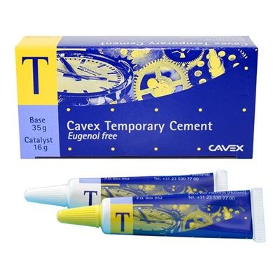Cavex Temporary Cement