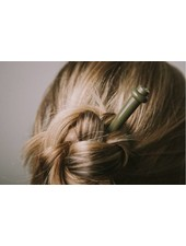 So-Phi Hairstick ARMY GREEN