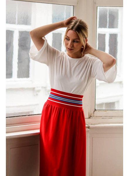 Skirt Red June
