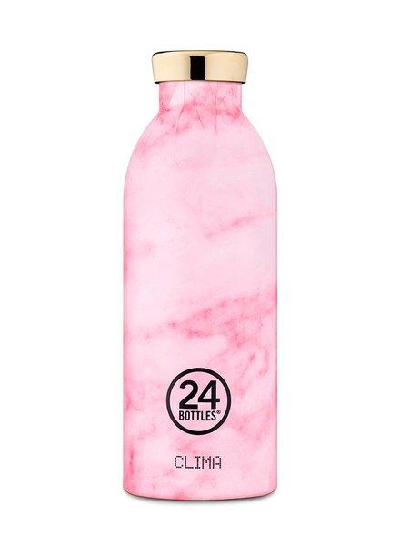 24 Bottles CLIMA BOTTLE Marble Pink
