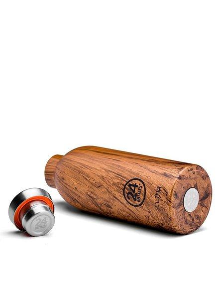 24 Bottles 24 Bottles CLIMA BOTTLE Wood Sequoia