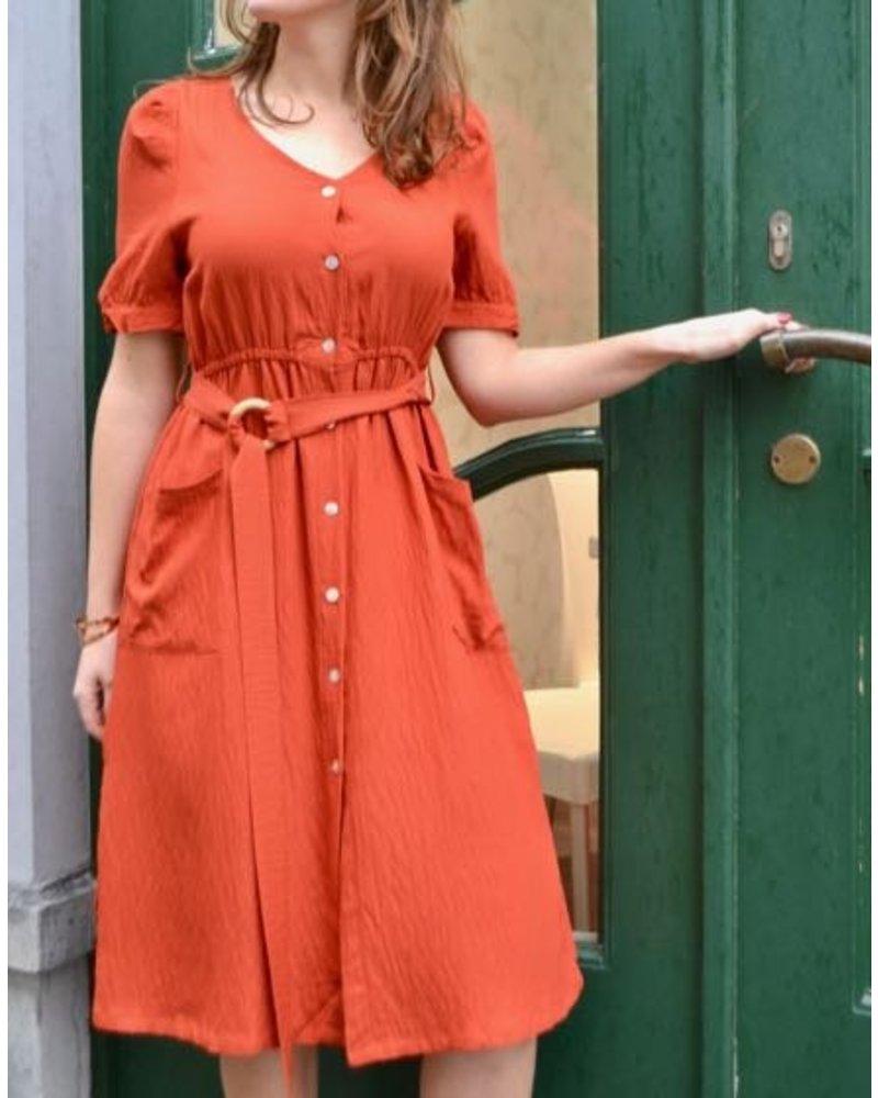 Dress Safari Rust