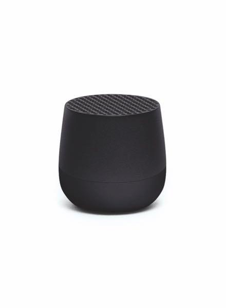 Lexon MINO Speaker Metal Black