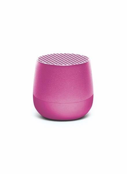 Lexon MINO Speaker Metal Pink