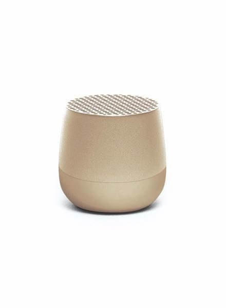 Lexon LEXON MINO Speaker Metal Gold