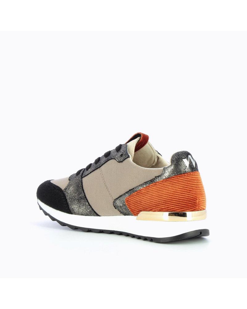 Sneaker Rust gold