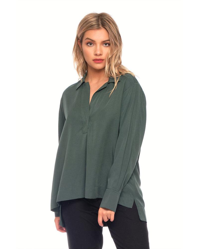 Shirt HELSA Green