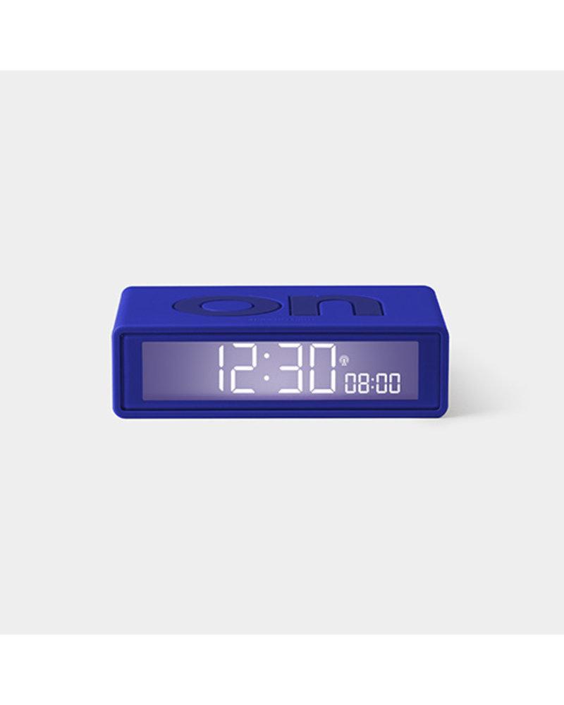 Lexon LEXON FLIP Clock Trendy Blue