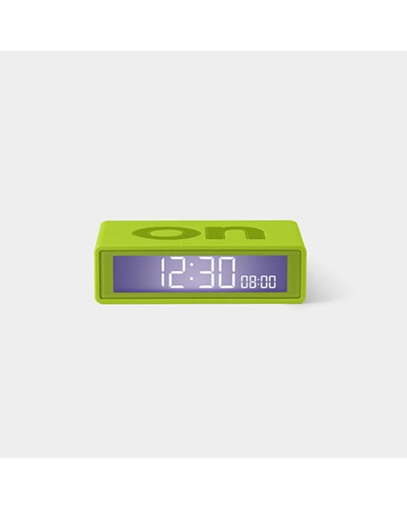 Lexon LEXON FLIP Clock Trendy Green