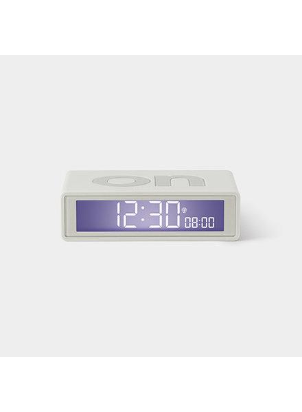 Lexon LEXON FLIP Clock White