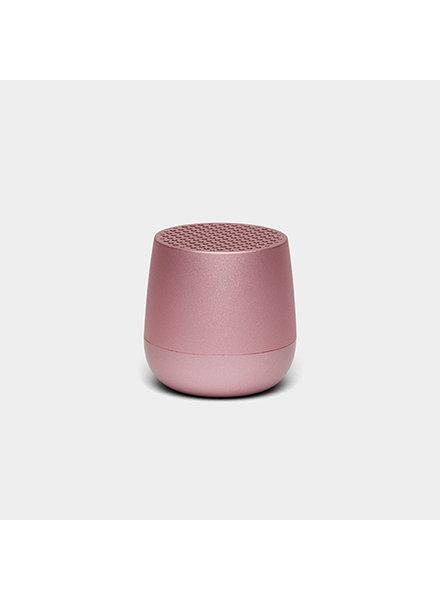 Lexon LEXON MINO Speaker Light Pink