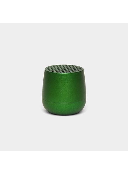 Lexon MINO Speaker Metal Green