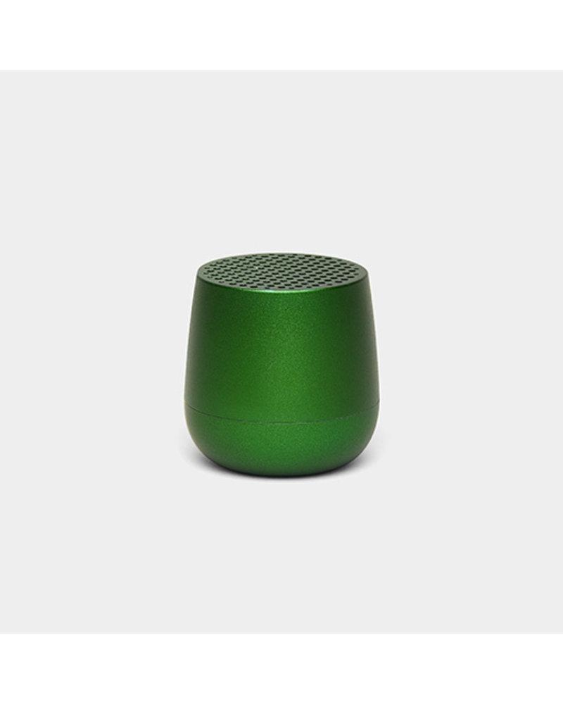 Lexon LEXON MINO Speaker Metal Green