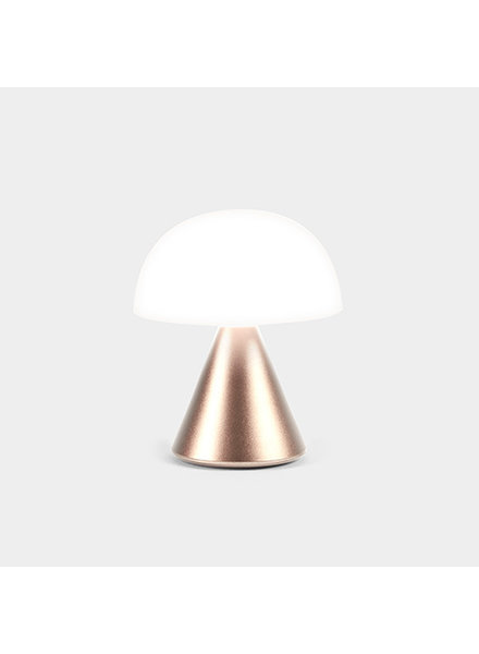Lexon MINA Mini LED Light gold
