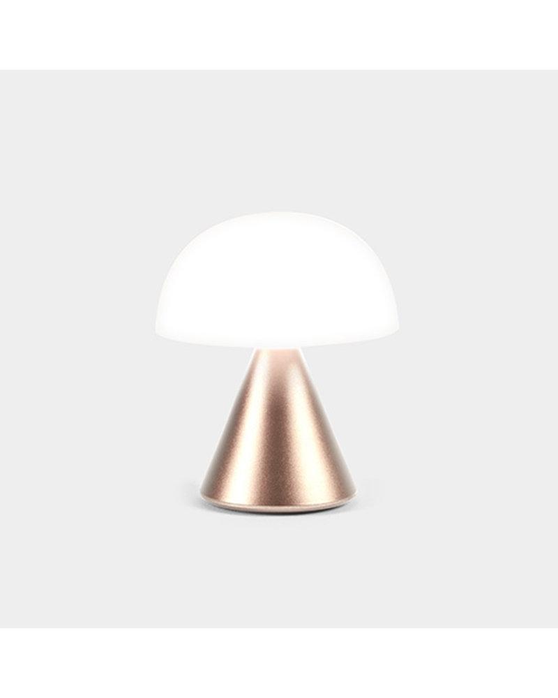 Lexon MINA Mini LED Light gold