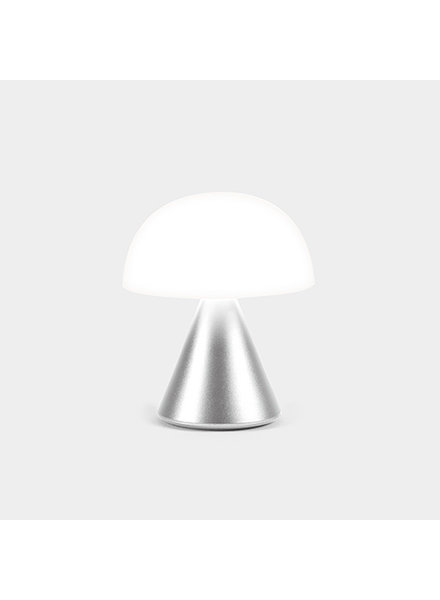 Lexon MINA Mini LED Light silver