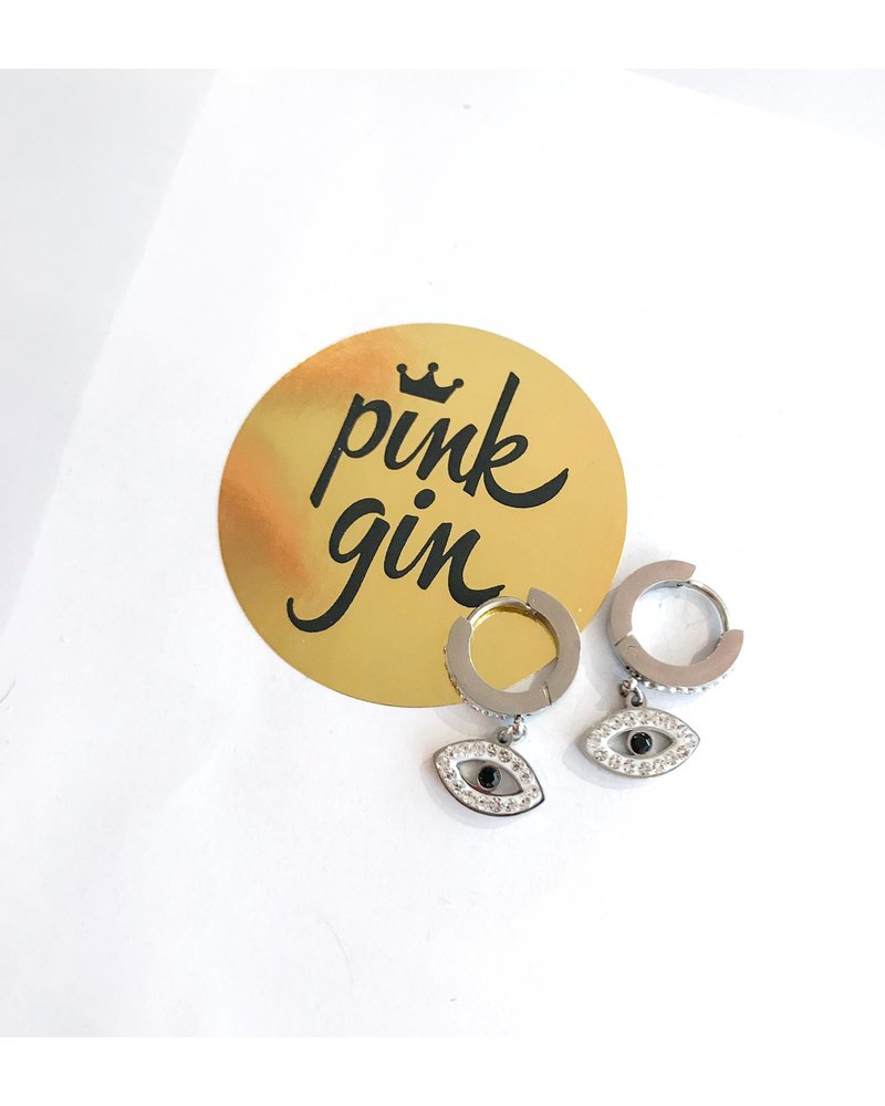 PINK GIN Selection EARRINGS FATIMA