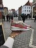 Vanessa Wu Sneaker Pink Flame BK2117