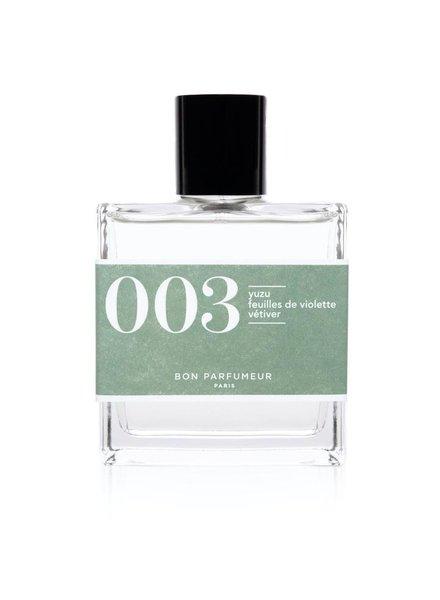 Bon Parfumeur 003 Cologne intense